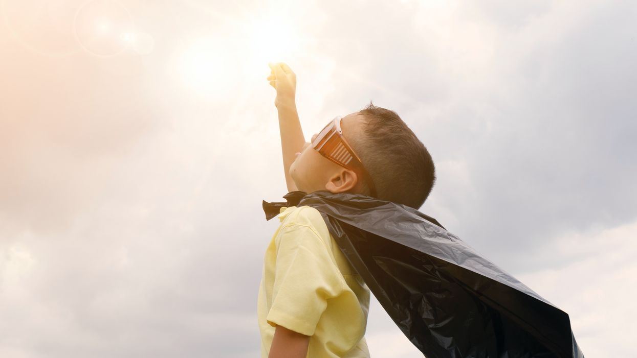 'Power posing' also boosts confidence in children, new study shows