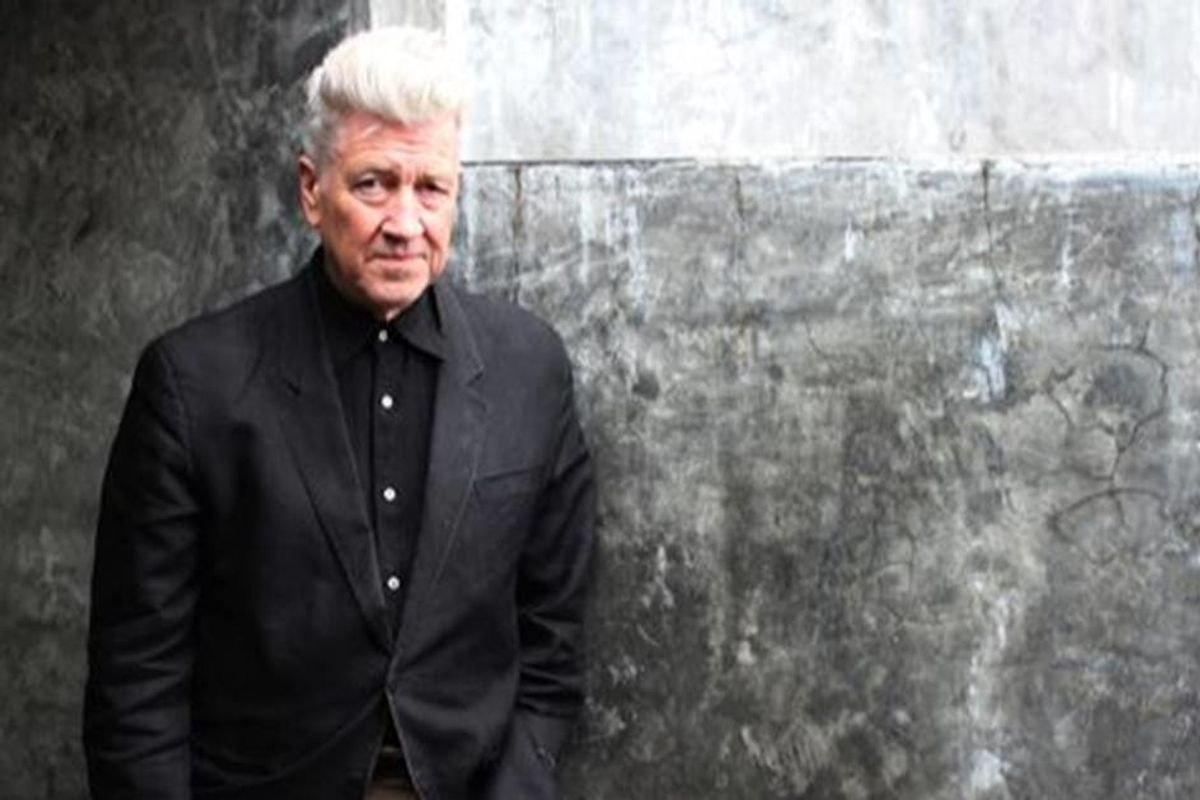 David Lynch has become the world's favorite new weatherman during the COVID-19 lockdown