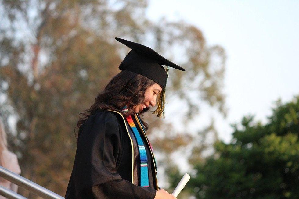 That Weird Post-College Graduation Period