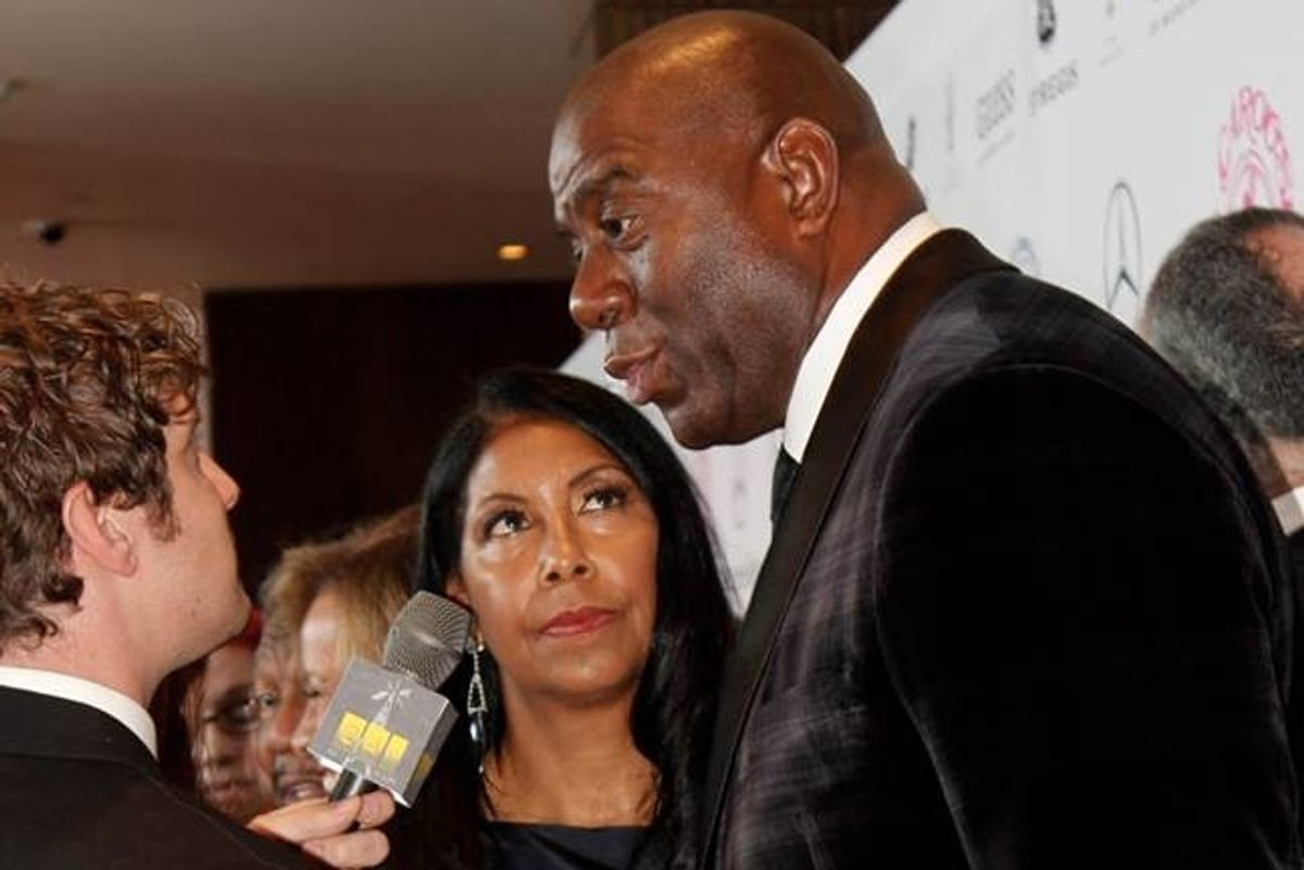 Magic Johnson is offering $100 million in loans to minority and women-owned small businesses