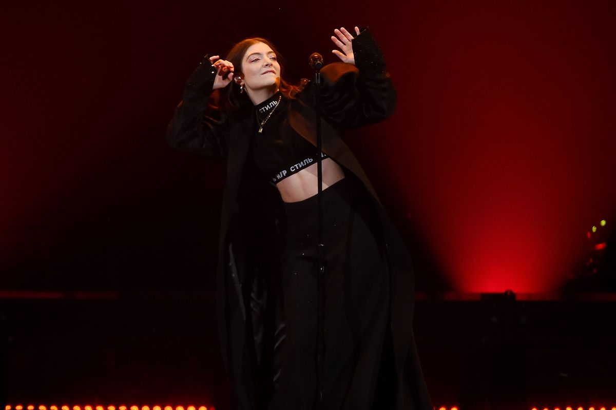 Is Lorde's 'Reputation' Era Coming?