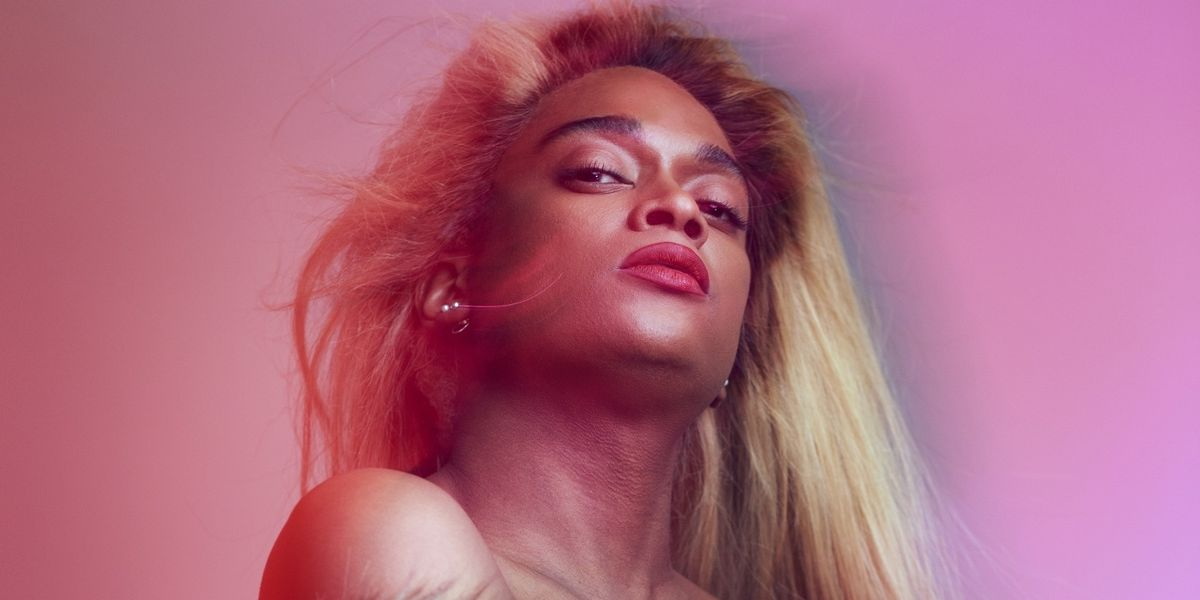 Lotic Leaves Her Mark on 'Burn a Print'