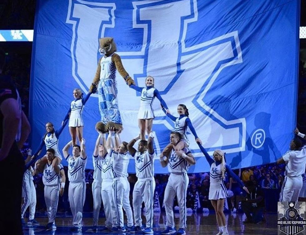 An Ex Cheerleaders Perspective On The UK Cheer Scandal