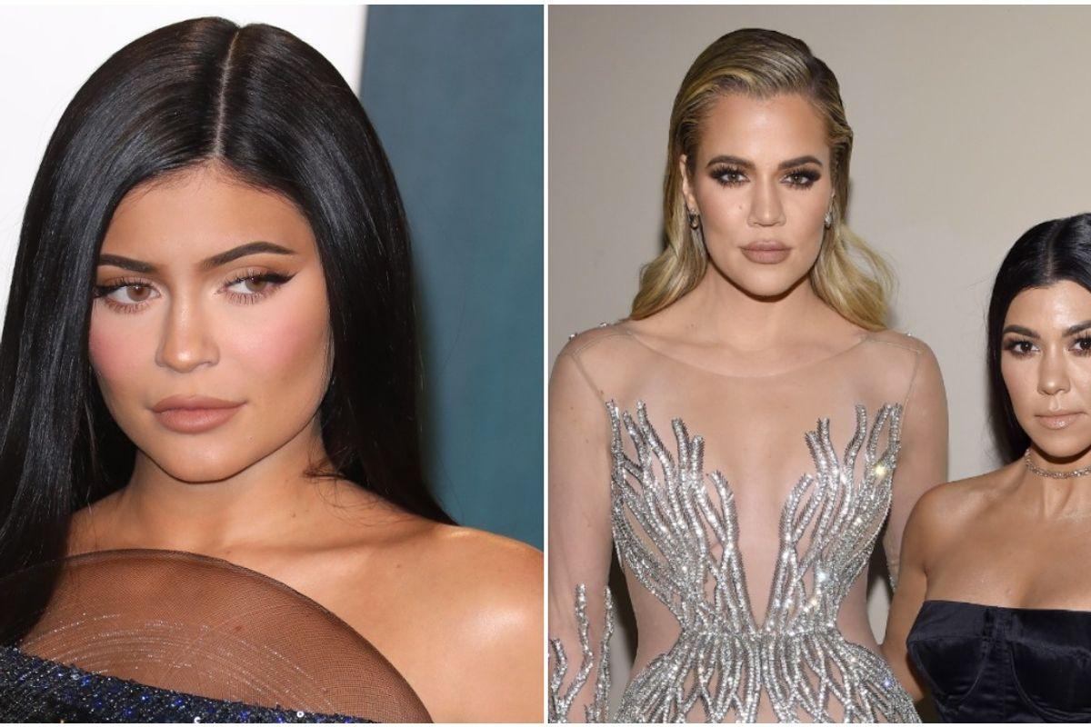 Kylie Jenner Trolls Khloé and Kourtney Kardashian Over Their WiFi Fight