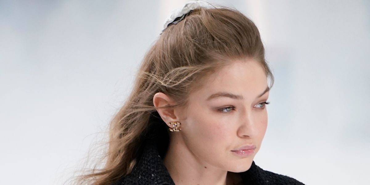 Gigi Hadid on Why She's Never Gotten Plastic Surgery