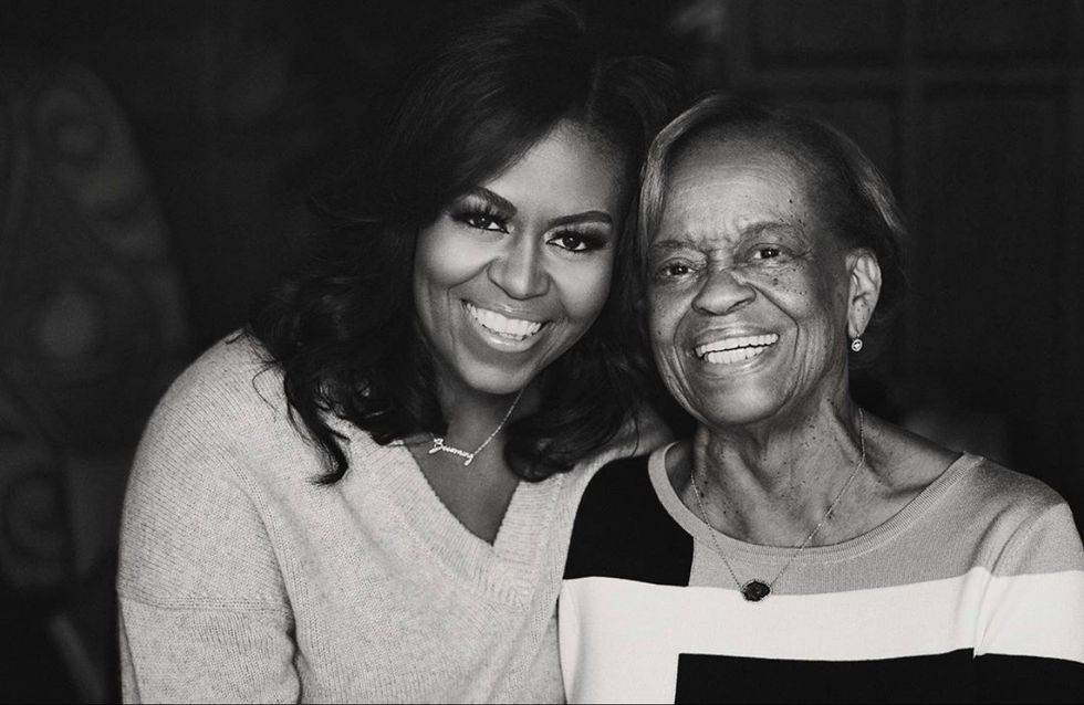 What We Can All Learn From Michelle Obama In Her Netflix Documentary, Becoming