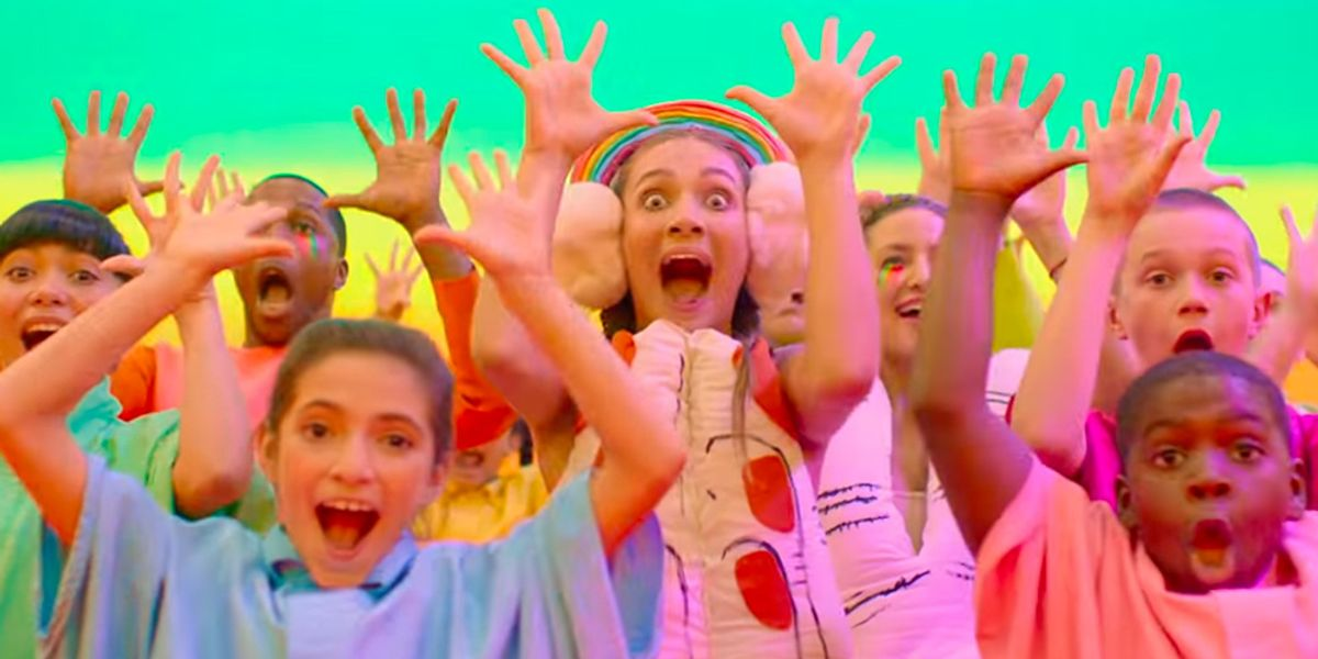 Sia And Maddie Ziegler Are Back With A New Music Video, But Is Their Schtick Getting Old?