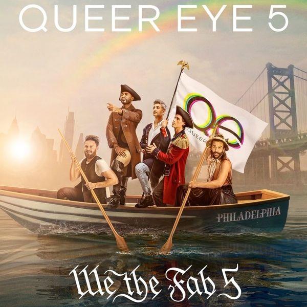 The 'Queer Eye' Fab 5 Takes Philadelphia