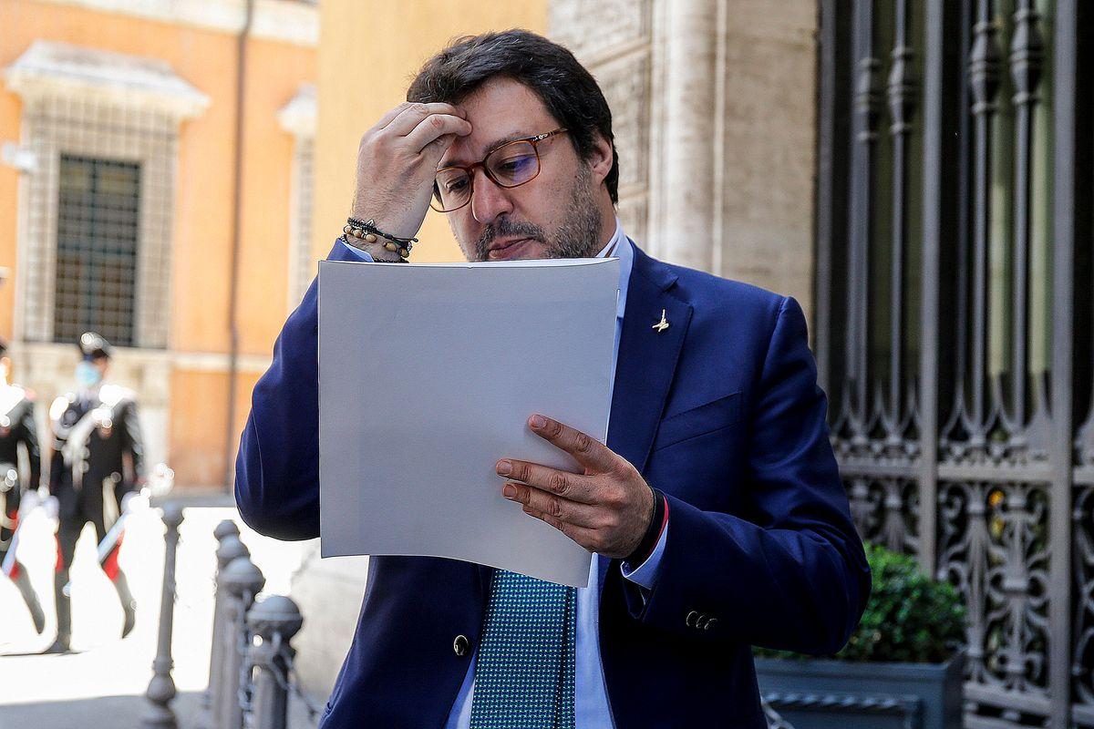«Pm contro Salvini». E Mattarella lo chiama