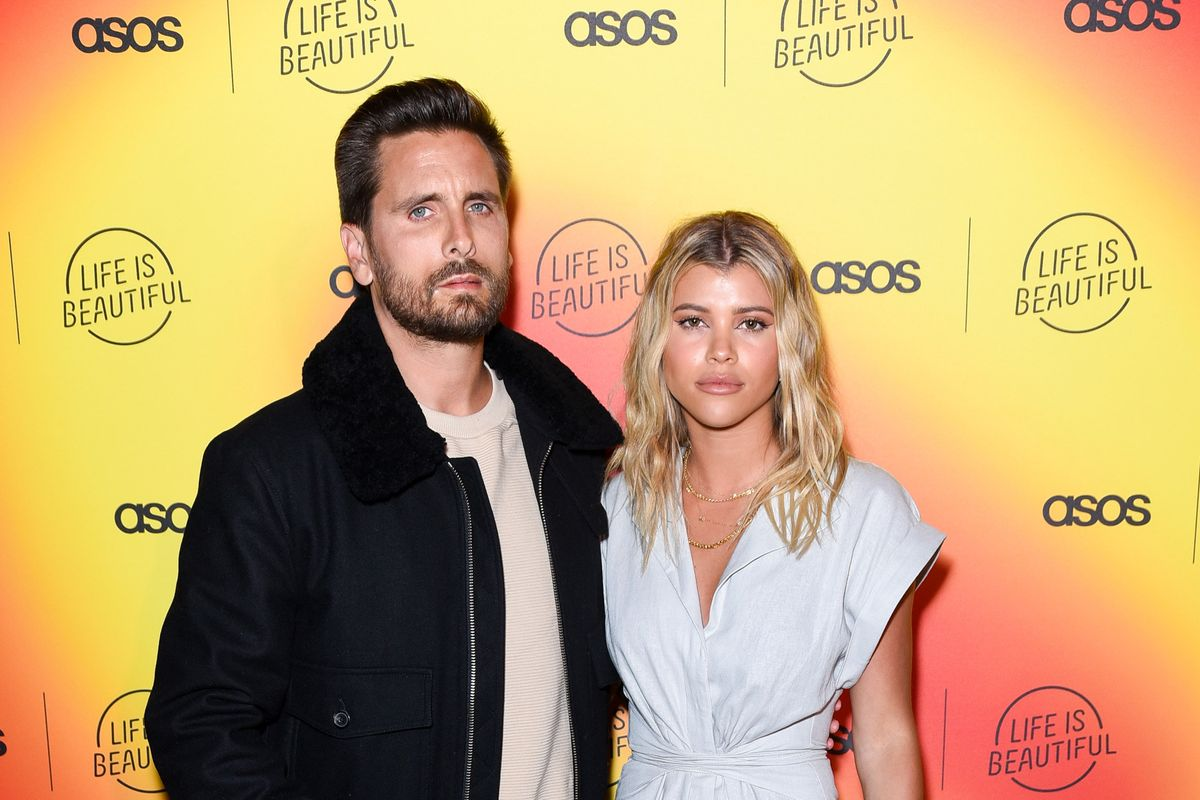 Sofia Richie and Scott Disick Are on a Break