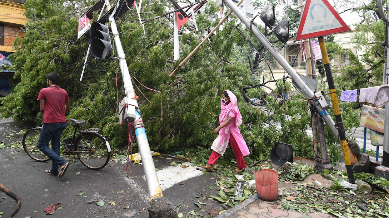 Cyclone Slams India, Bangladesh, Leaving 84 Dead and Millions Displaced During Pandemic