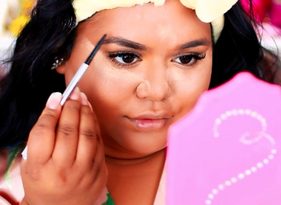4 Things I Learned After Years Of Covering My Acne, And Insecurities, With Makeup