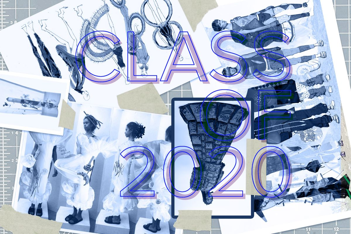 The Class of 2020: Five Fashion School Grads You Need to Know