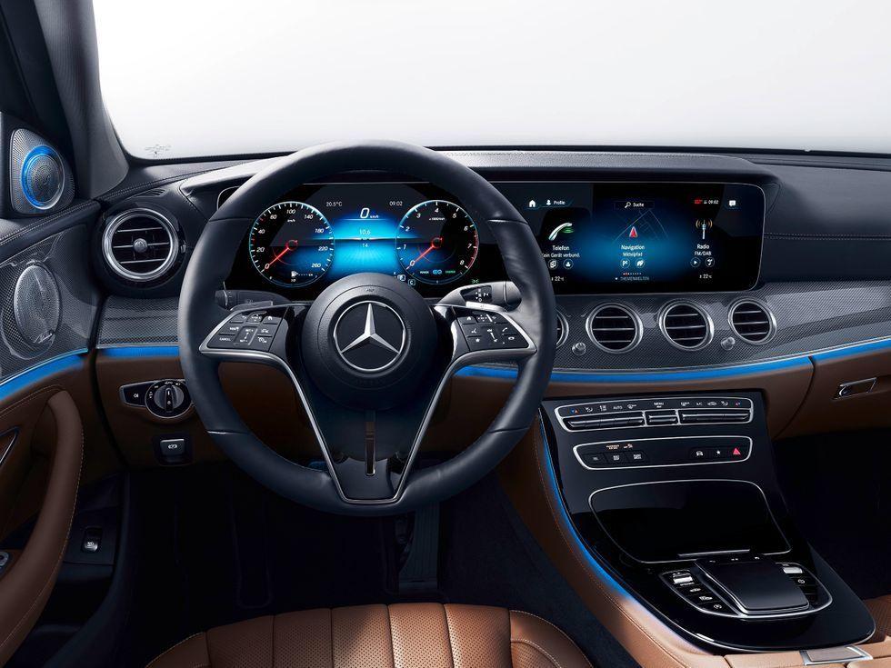 2021 Mercedes-Benz E-Class MBUX