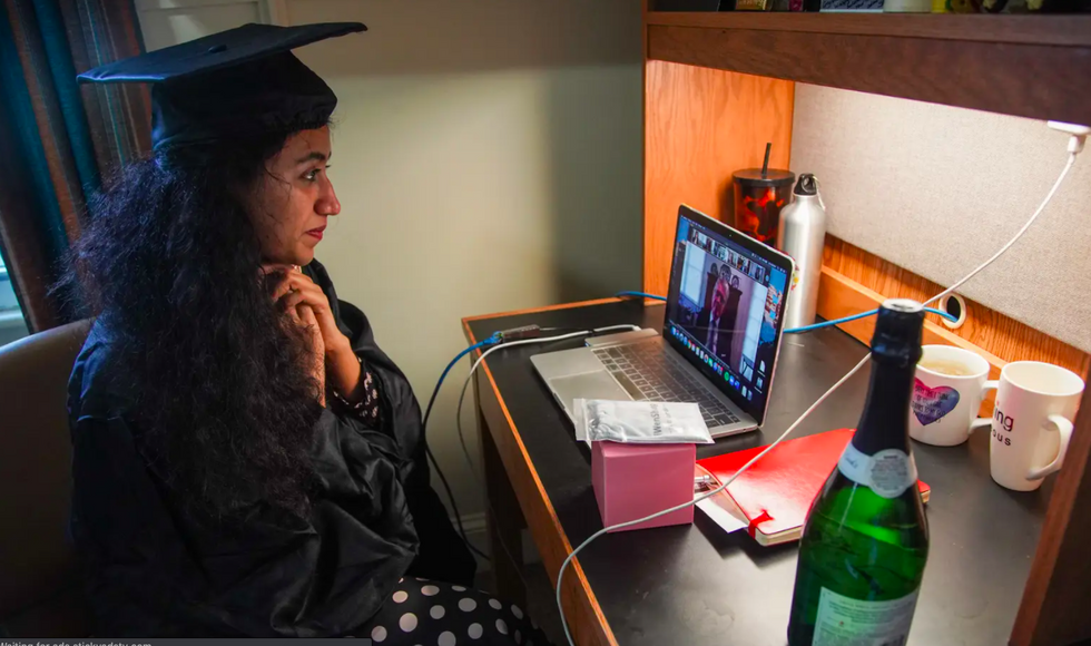 So You've Just Graduated During A Pandemic