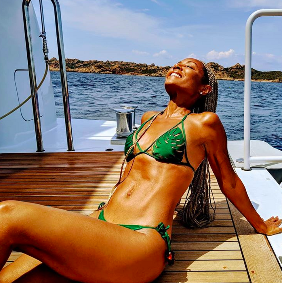 The Fitness Tips That Keep Jada Pinkett Smith Looking Like A Whole Snack At 48