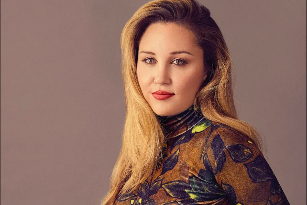 Amanda Bynes Is Getting Another Degree