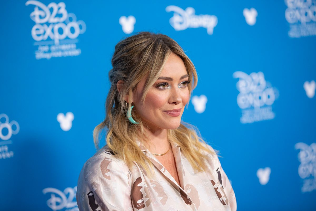 Hilary Duff Responds to 'Disgusting' Accusations on Twitter