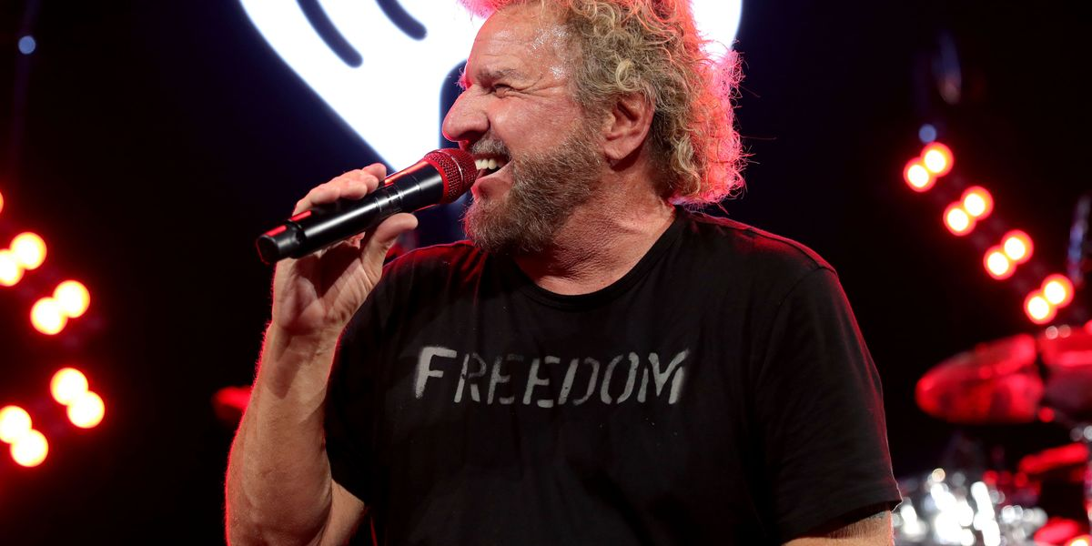 Former Van Halen frontman Sammy Hagar blasts COVID-19 lockdown, says he refuses to comply: Takes 'the love out of families'