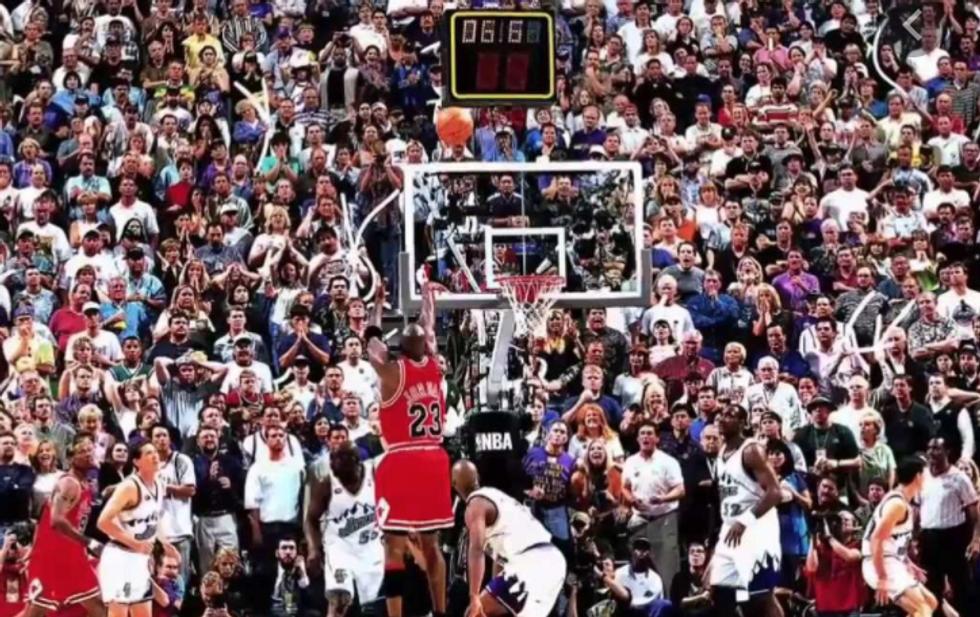 Micheal Jordan And ESPN's New Riveting Series, The Last Dance