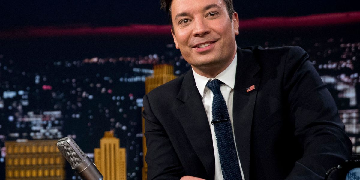 """Jimmy Fallon """"Canceled"""" on Twitter for SNL Blackface Sketch from 2000"""