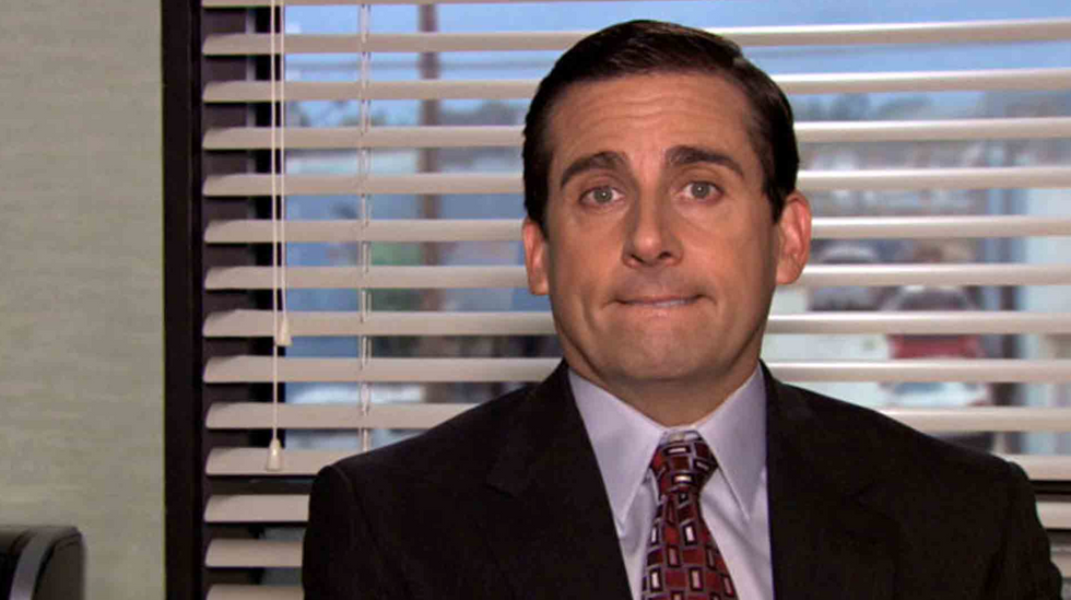 The Stages Of Heartbreak You Go Through Before You're Ready To Get Hurt Again, As Told By Michael Scott