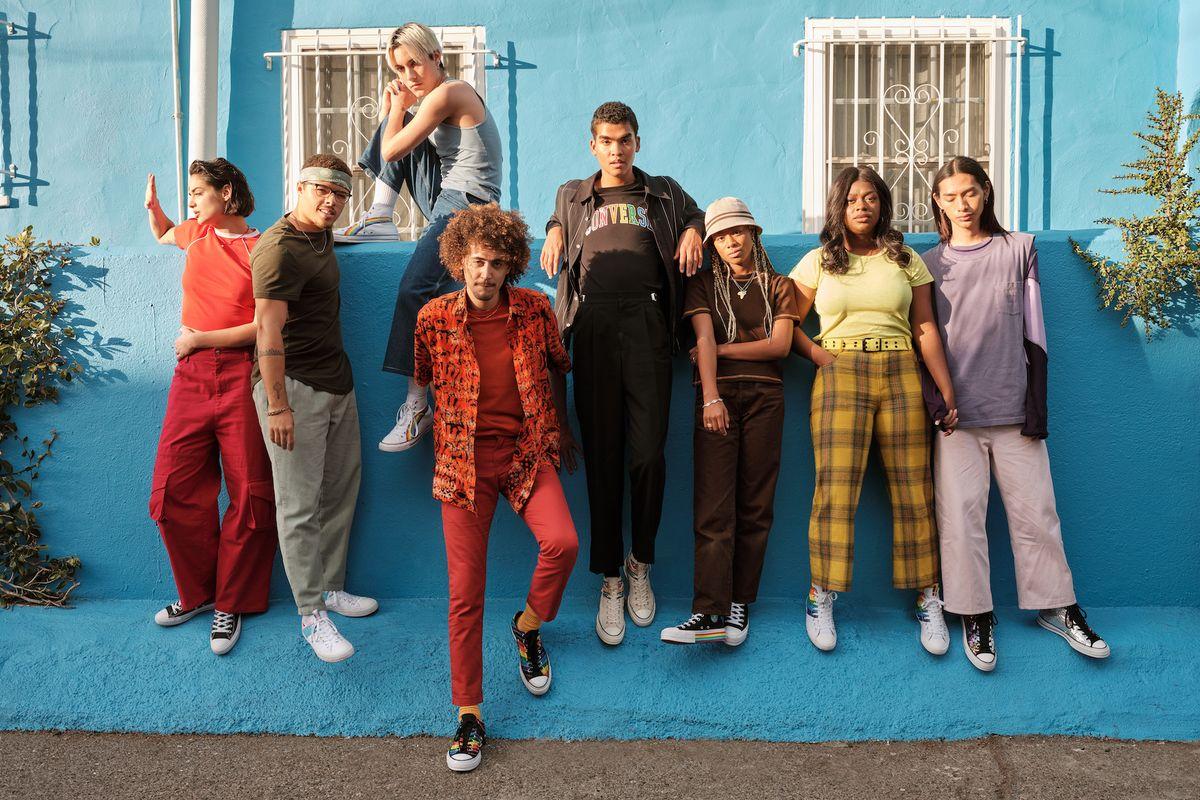 Converse Debuts Their 2020 Pride Collection