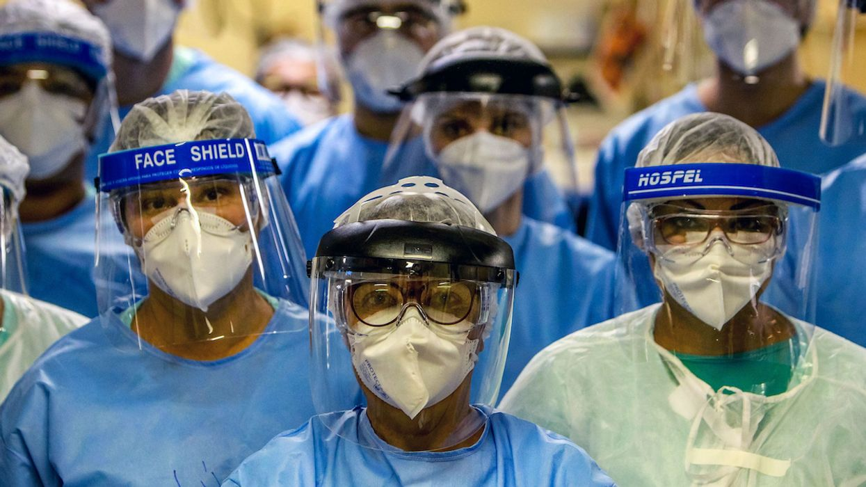 40 Million Health Workers Endorse Green Recovery
