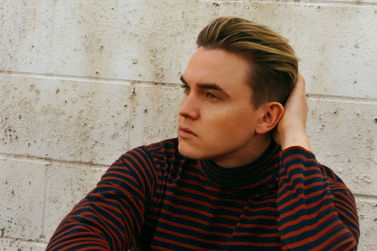Checking in With Jesse McCartney Under Quarantine