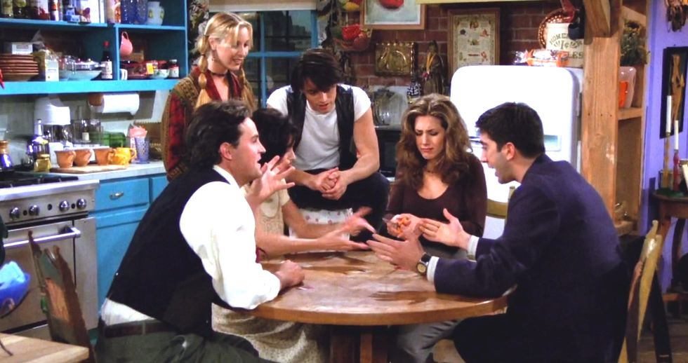 Every Episode Of 'Friends' Is On HBO Max RIGHT NOW, And We Couldn't BE More Excited