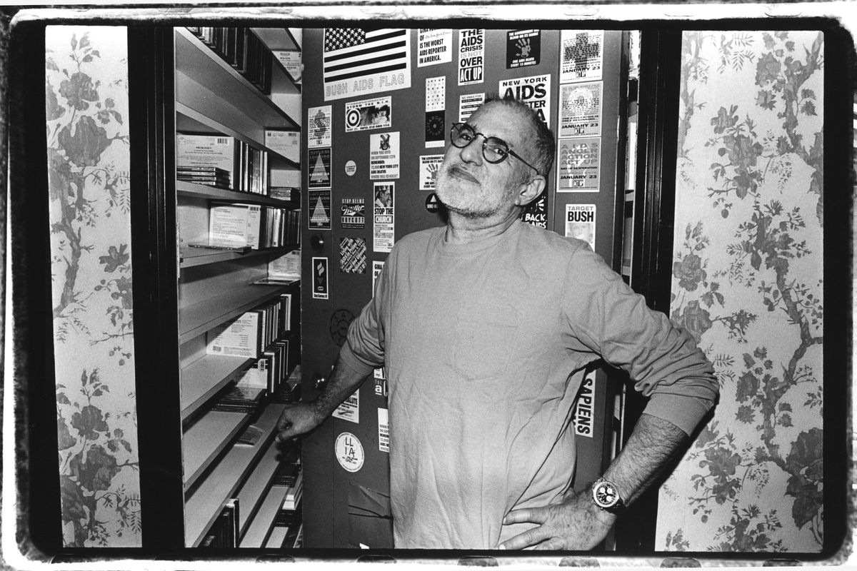 Larry Kramer, Unbridled Spirit and AIDS Activist, Dies at 84