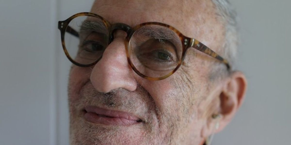 Legendary Activist Larry Kramer On His New Book and Why George Washington Might've Been Gay