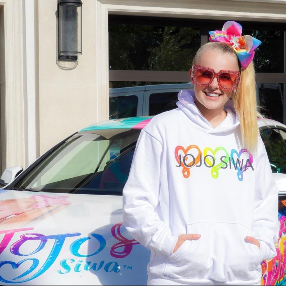 The JoJo Siwa Glow Up We've All Been Waiting For