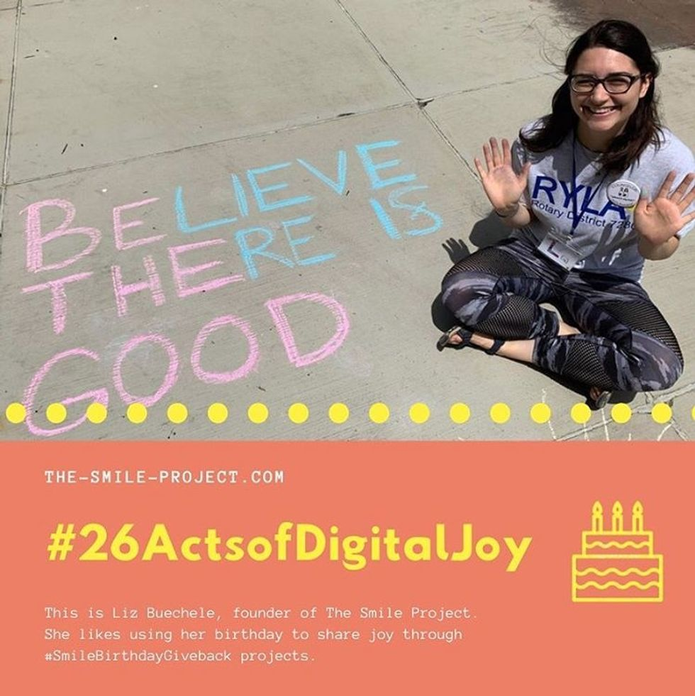 The Smile Project's 26 Acts Of Digital Joy Has Reminded Me To Look Like Love