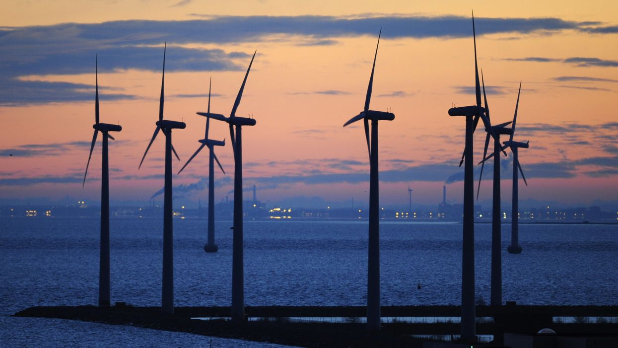 The countries that are leading the transition to sustainable energy