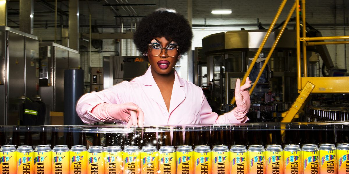 Shea Couleé Has Entered the Beer Market