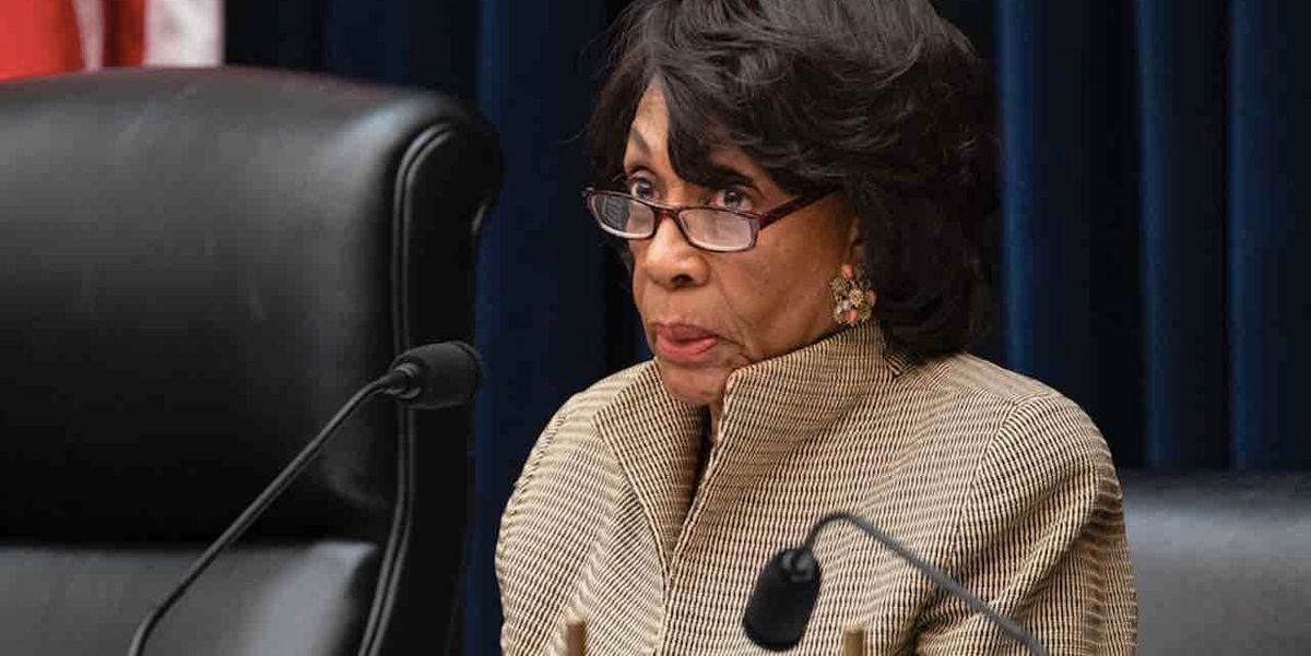Maxine Waters: Cop who had knee on George Floyd's neck 'enjoyed what he was doing' and was out to kill that day