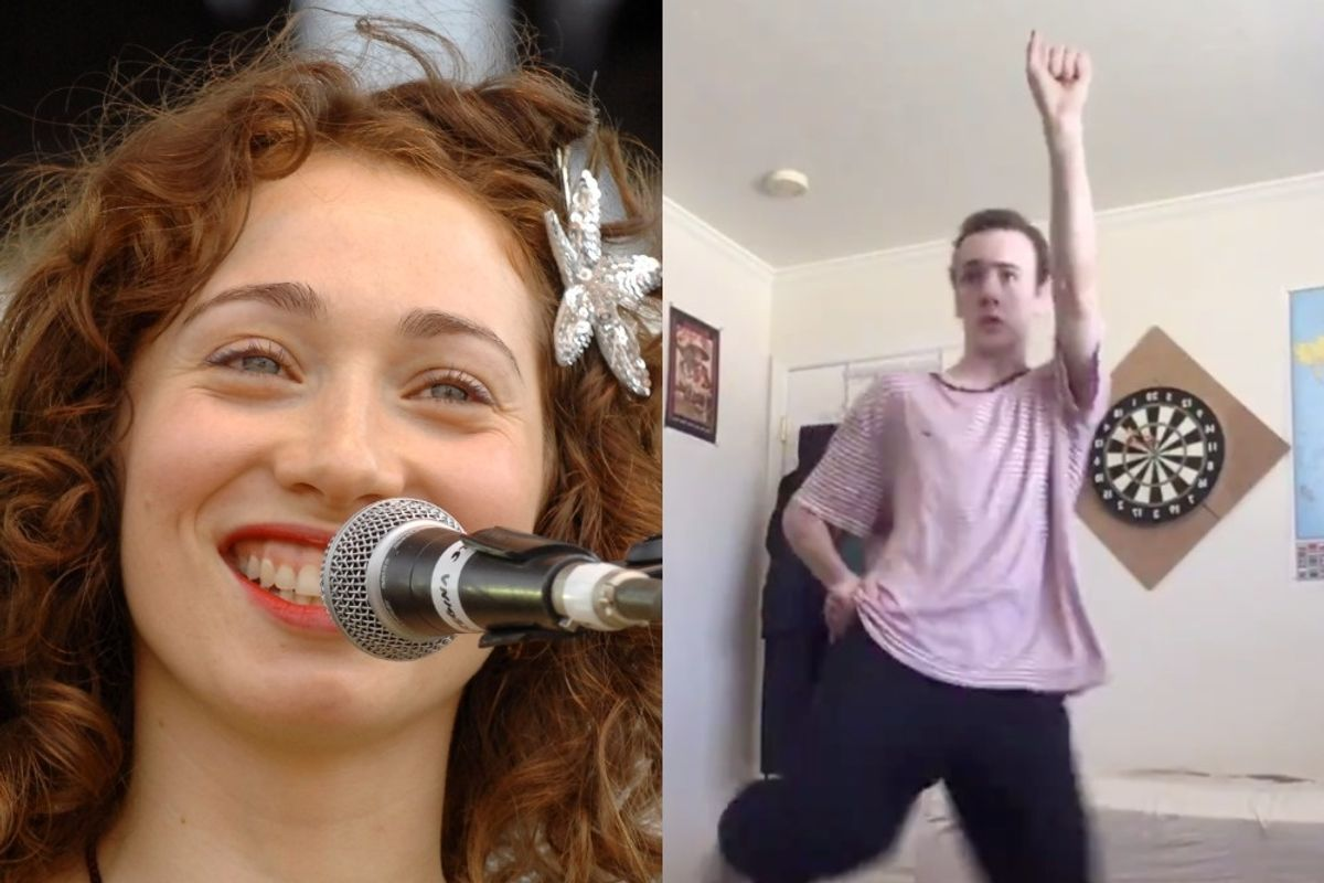 Regina Spektor Is Having a TikTok Moment