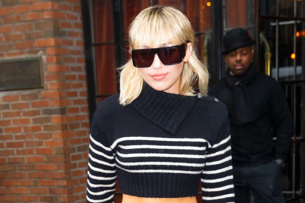 Miley Cyrus Says Businesses Need to 'Step Up' Funding for COVID-19 Relief