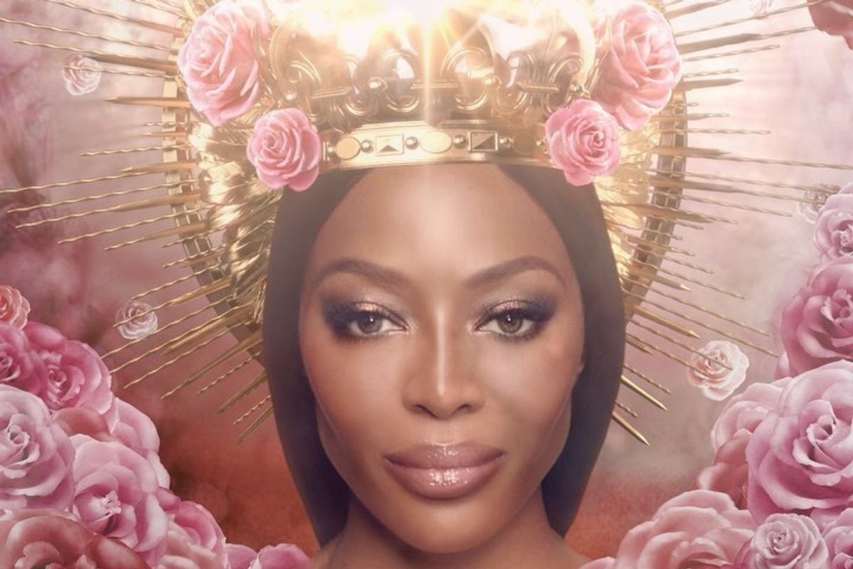 Naomi Campbell Is the First Global Face of Pat McGrath Labs