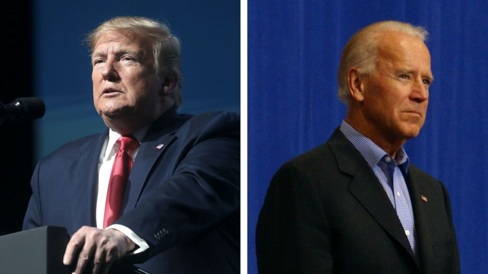 Biden And Trump Are Both Terrible Candidates, But Voting For Neither Is Not The Answer