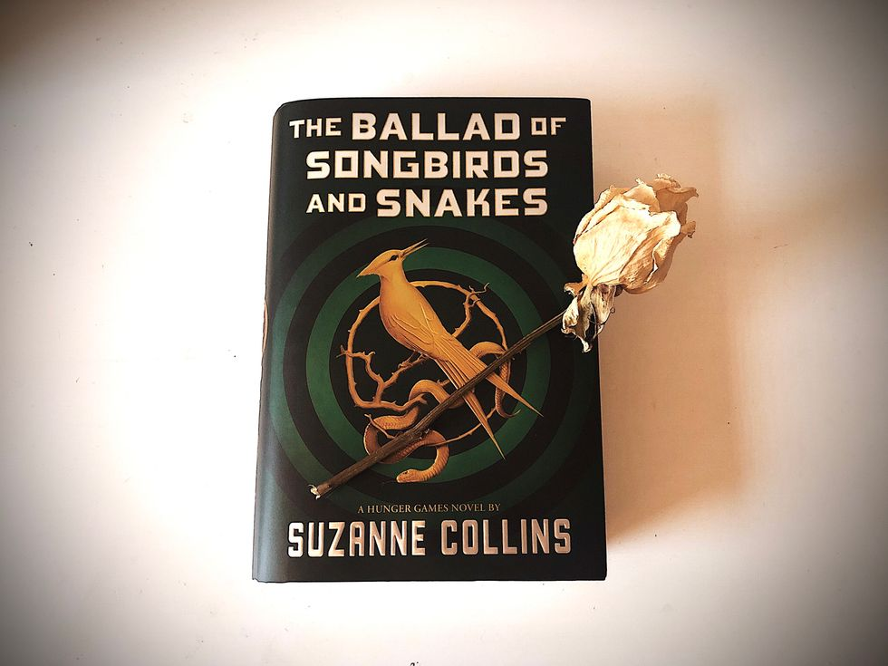 """I Read """"The Ballad of Songbirds and Snakes,"""" And It Was A Lot"""