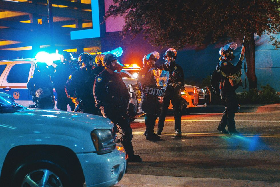 5 Reasons Why Police Arrest Non-Violent Protesters