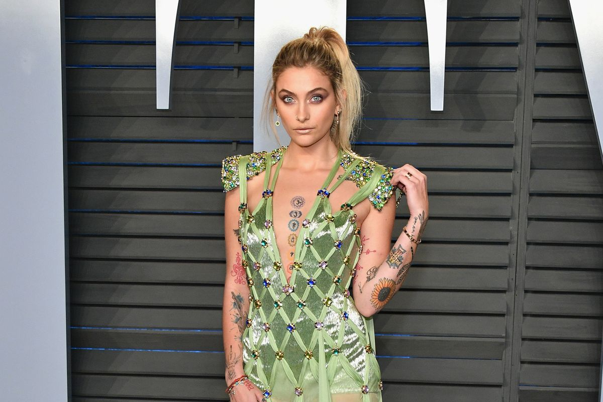 Paris Jackson Opens Up About Depression, Self-Harm