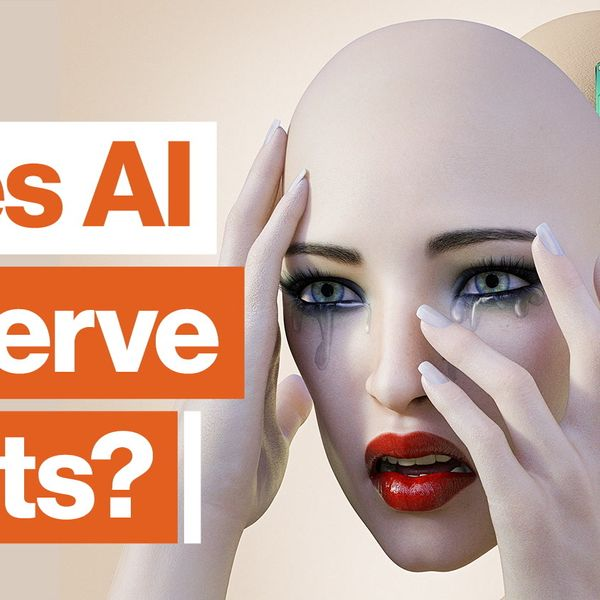 Does conscious AI deserve rights?