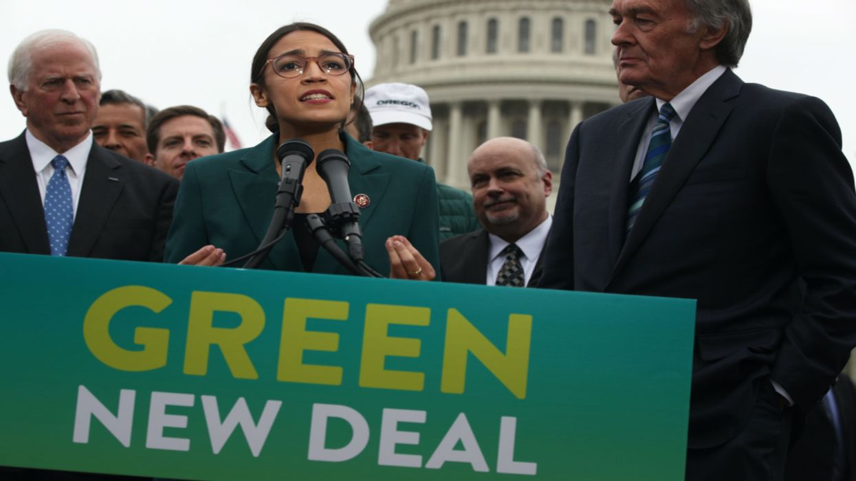Will the Democratic Party's Climate Platform Address Injustice?