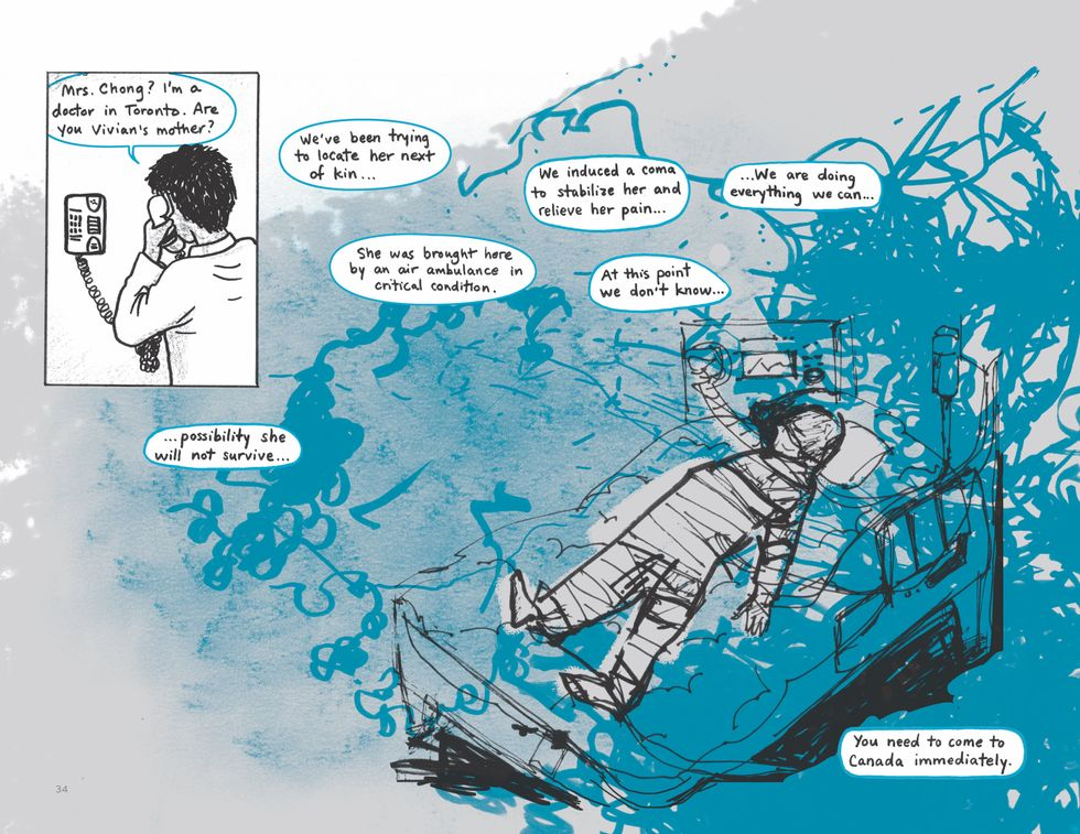 Dancing After TEN' Graphic Memoir Will Move You - PopMatters
