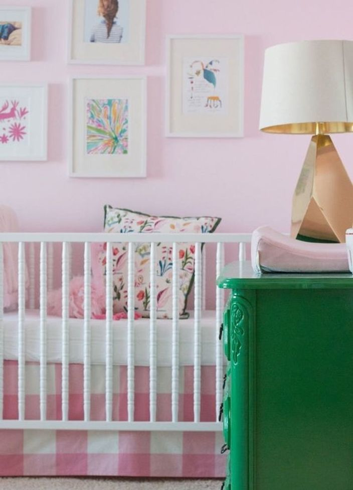 30 Ways To Buy Or Diy A Dreamy Nursery Brit Co