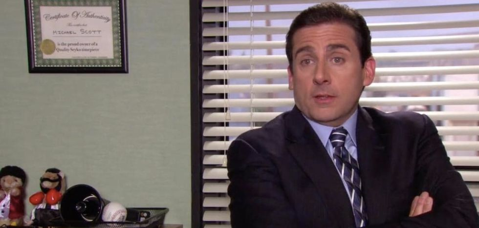 The 9 Enneagram Types, As Told By Your Favorite Regional Manager, Michael Scott​​​