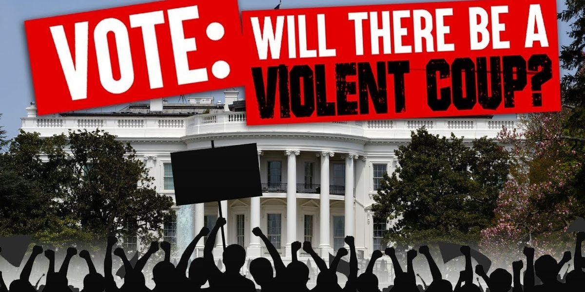 'SHOCK' Rasmussen poll?! Half of America predicts a ...